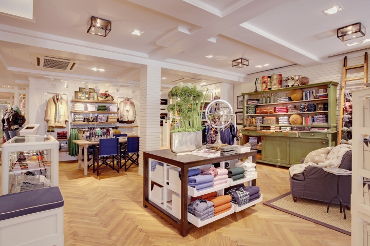 GANT-Flagship-Store-by-PRIMA-Munich-Germany  Jasmine Moradi designing space with sound & music in-store music research
