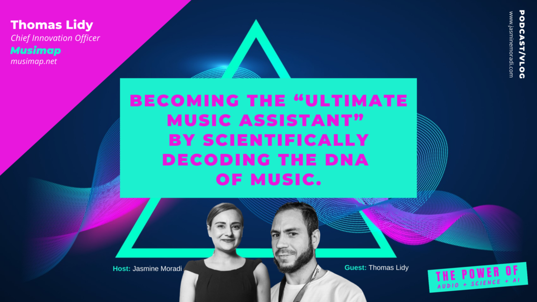 Musimap-BECOMING THE ULTIMATE MUSIC ASSISTANT BY SCIENTIFICALLY DECODING THE DNA OF MUSIC.