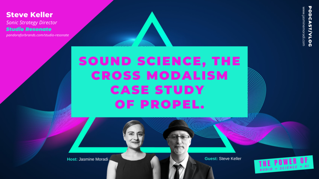 Quantifying-Audio-SOUND SCIENCE, THE CROSS MODALISM CASE STUDY OF PROPEL.