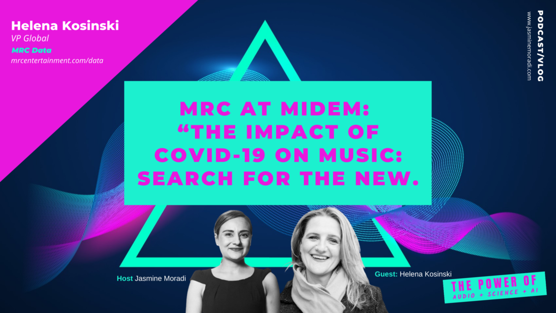 """Billboard report-MRC AT MIDEM -""""THE IMPACT OF COVID-19 ON MUSIC-SEARCH FOR THE NEW."""
