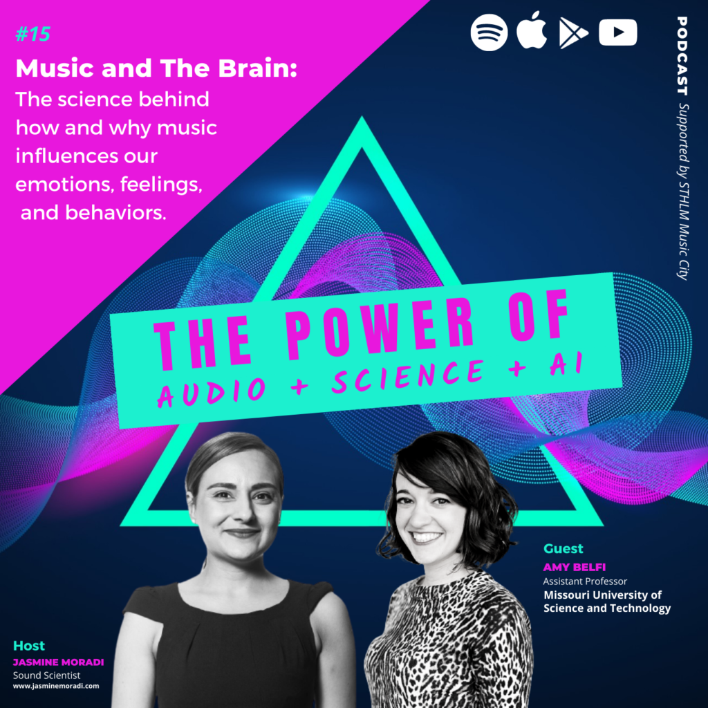 Music and The Brain-Amy Belfi-The neuroscience behind how and why music influences our emotions feelings and behaviors