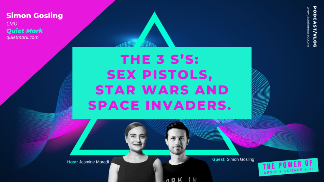 Sex Pistols, Star Wars and Space Invaders.-Simon-Gosling