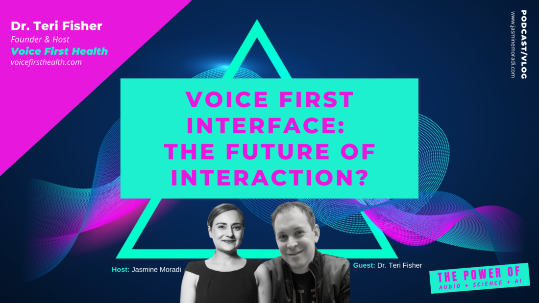 Voice First Interface-The Future of Interaction.